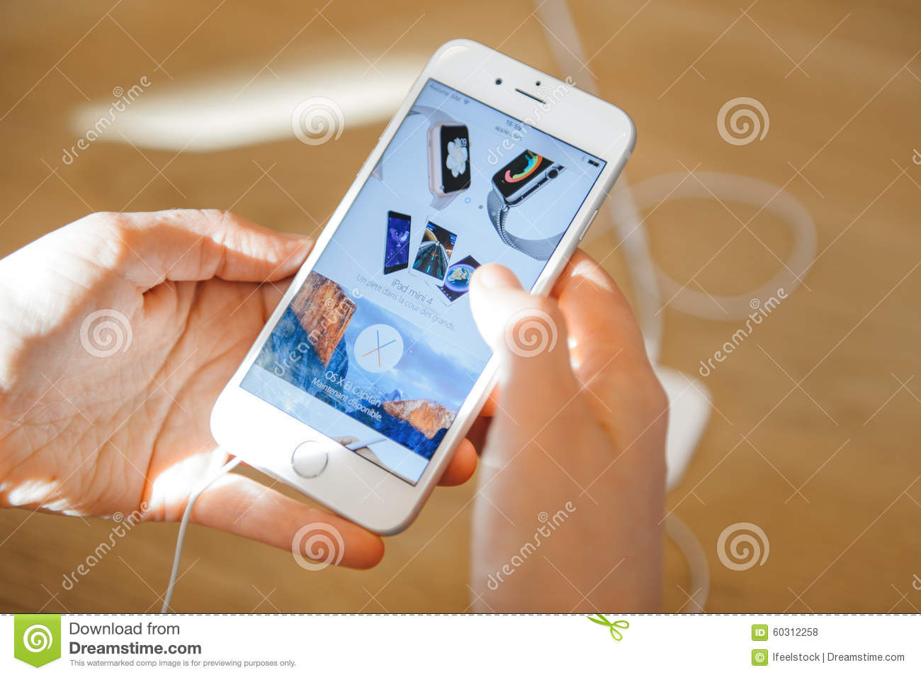 iphone 6s stock new iphone 6s and iphone 6s plus editorial stock photo 3473