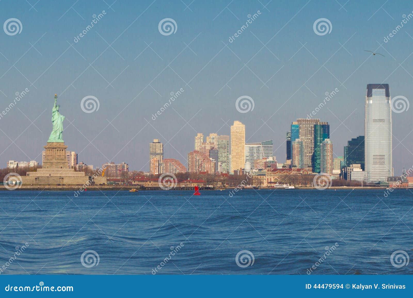 New-Jersey Skyline