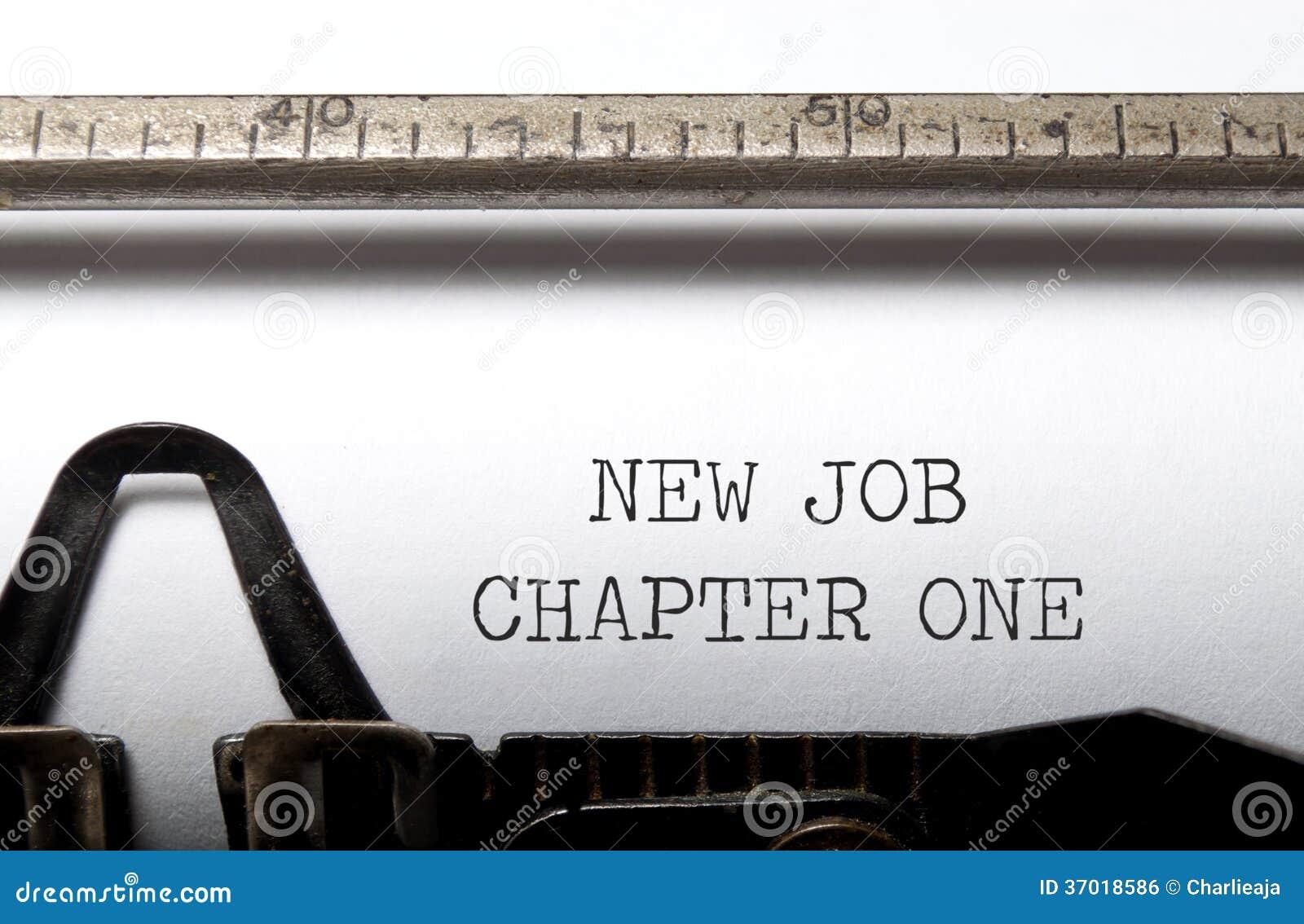new job royalty stock image image  new job