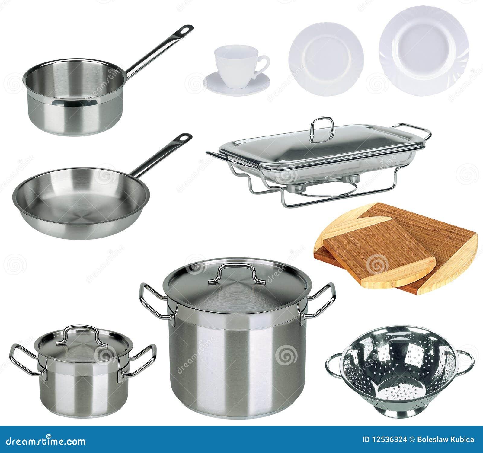 New kitchen set isolated stock images image 12536324 for New kitchen set