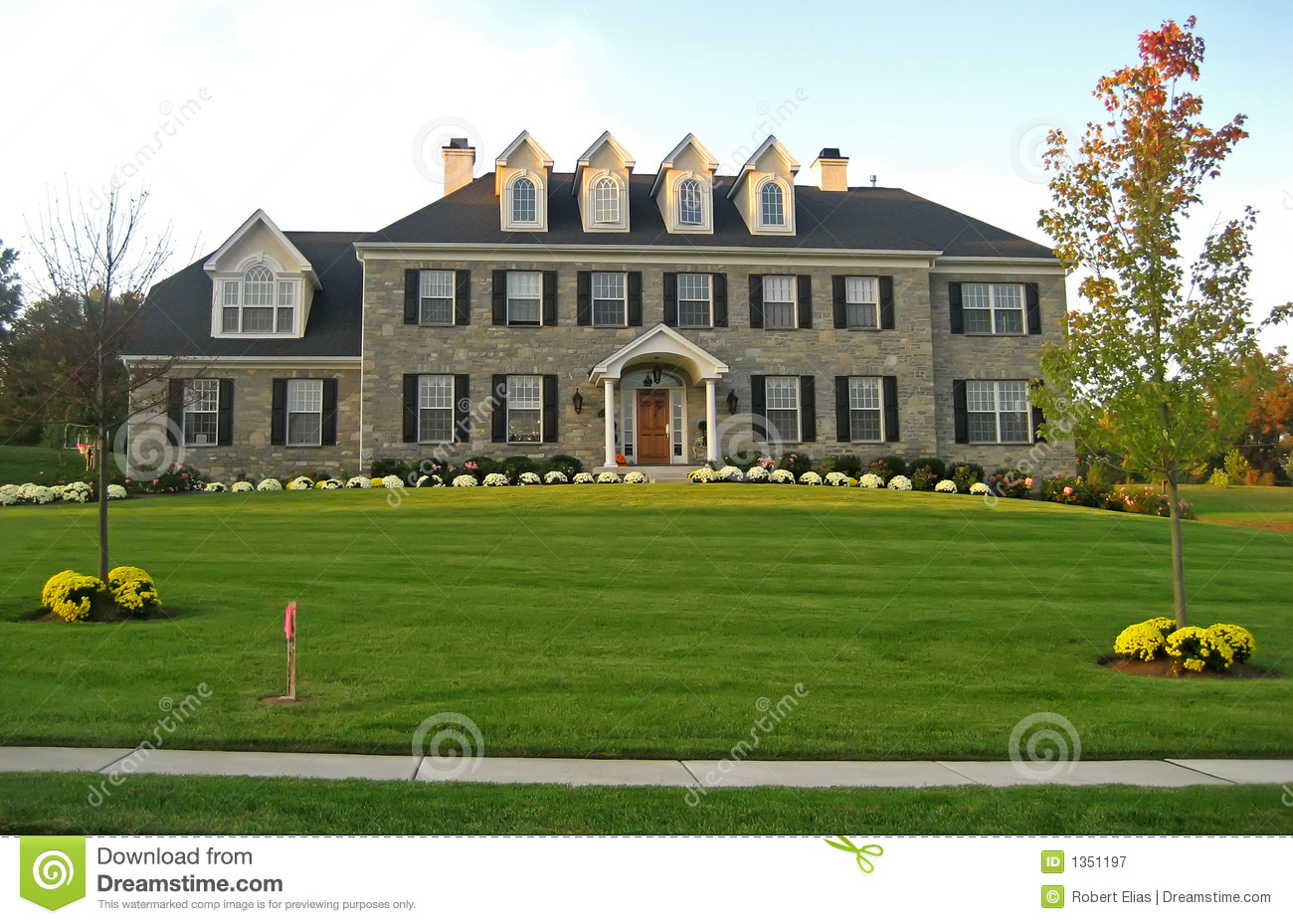 New luxury home royalty free stock photography image for Free luxury home images