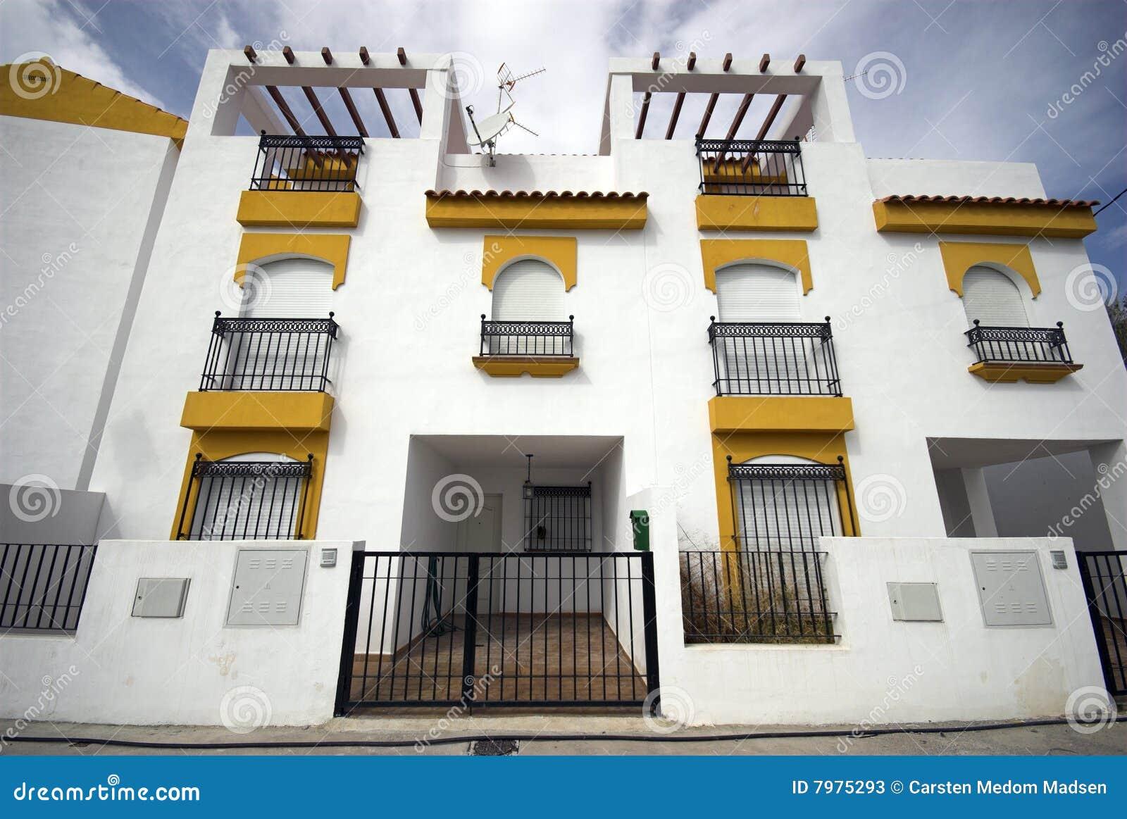 New mediterranean architecture stock image image of - Mediterrane architektur ...