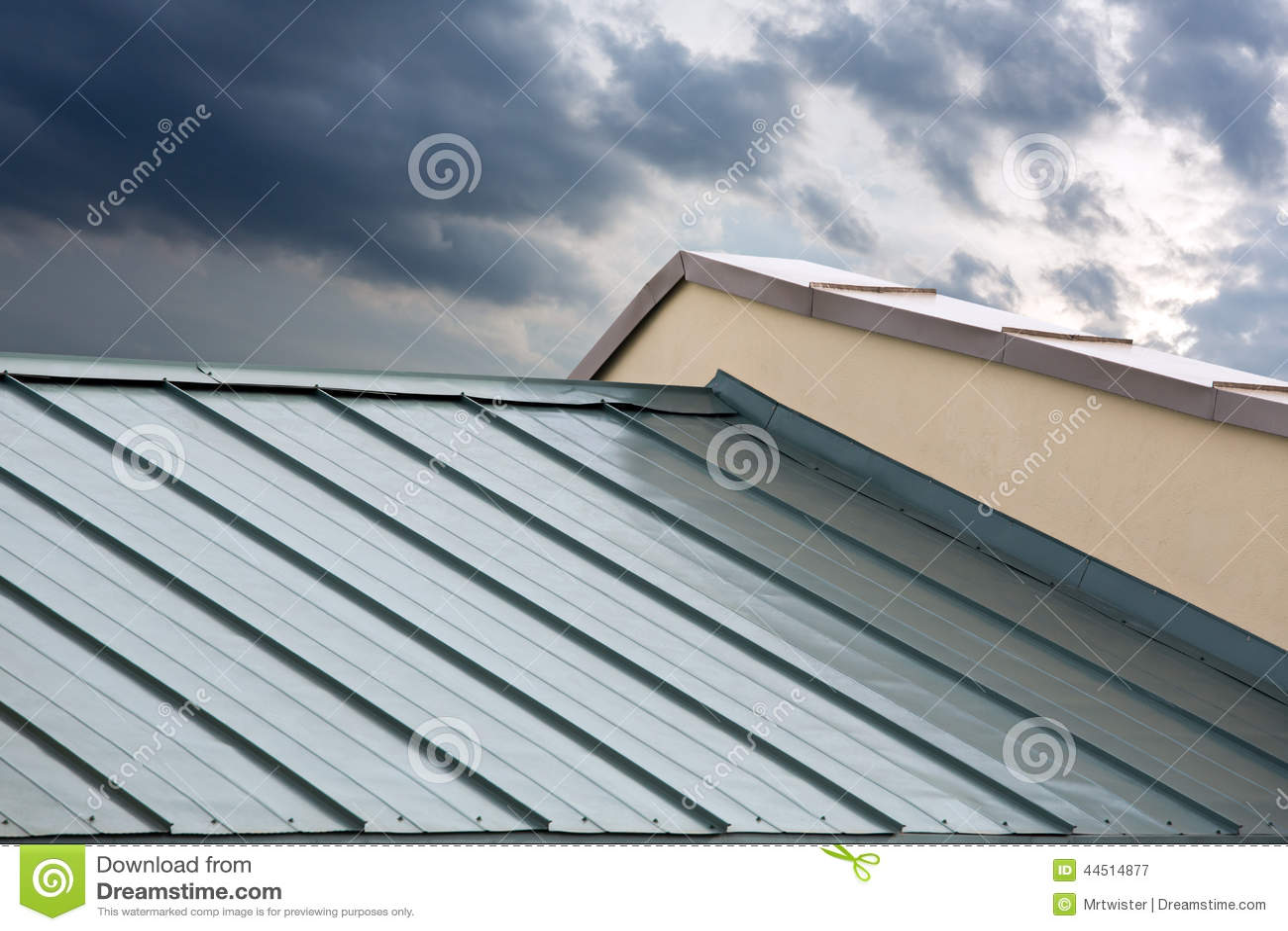 Cartoon Roofing Installation : New roof stock photography cartoondealer