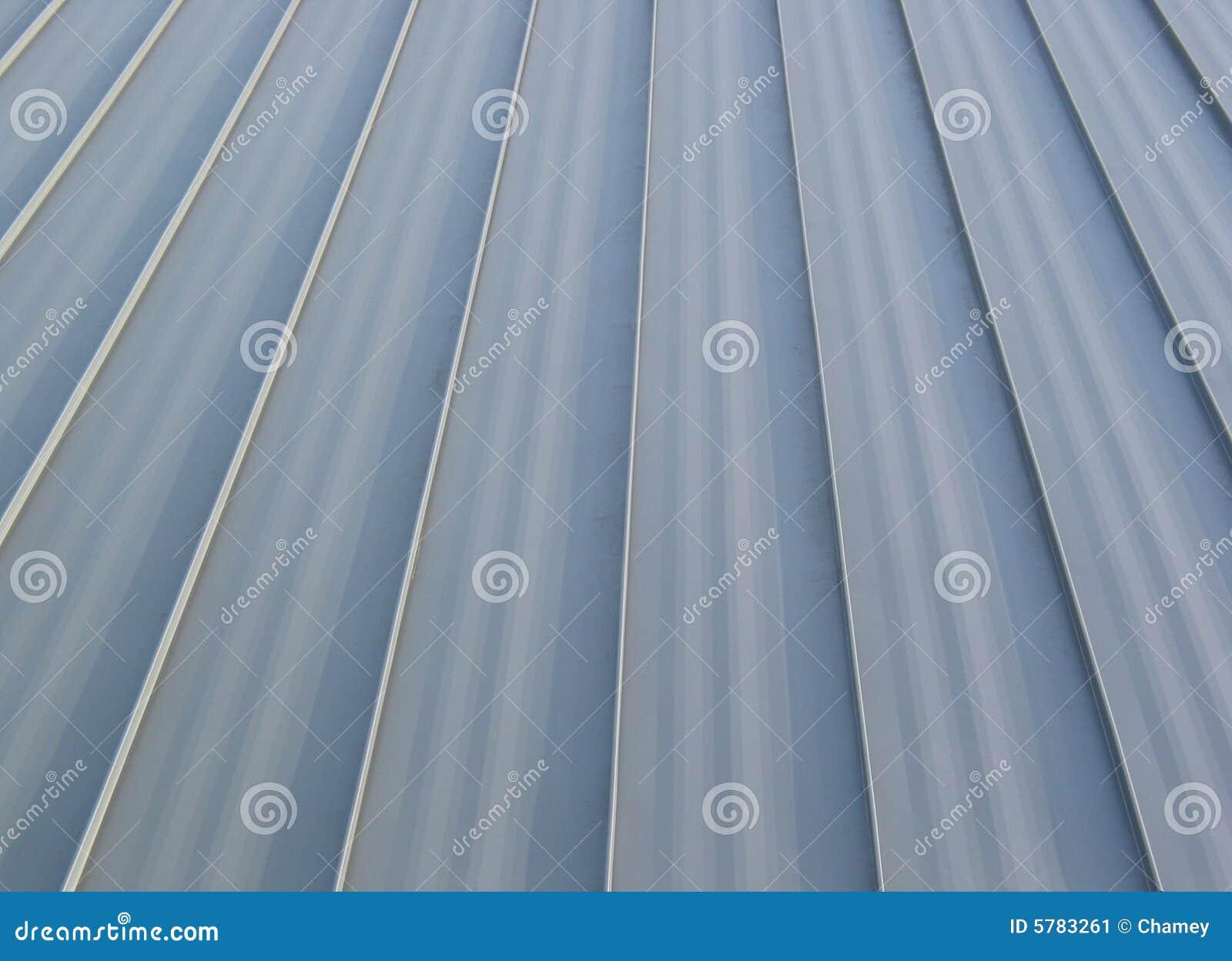 New Metal Roof Detail