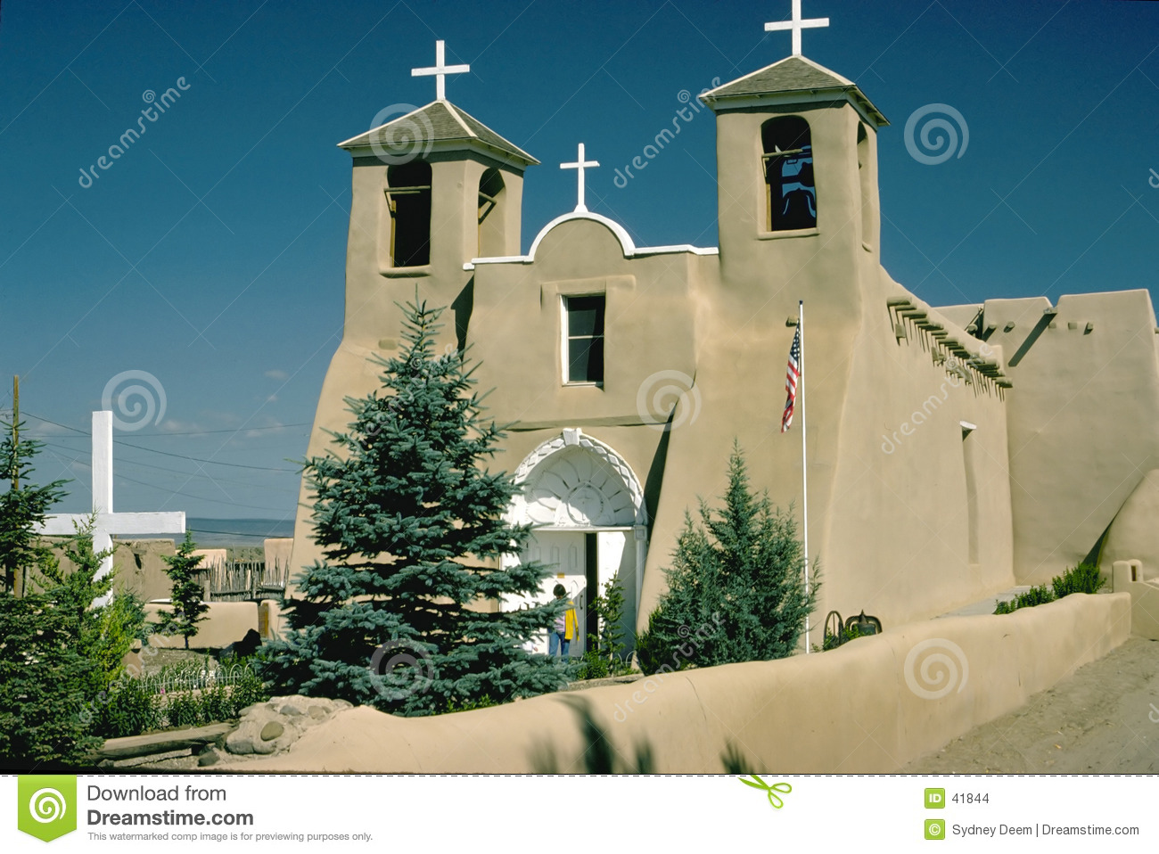 New Mexico Mission
