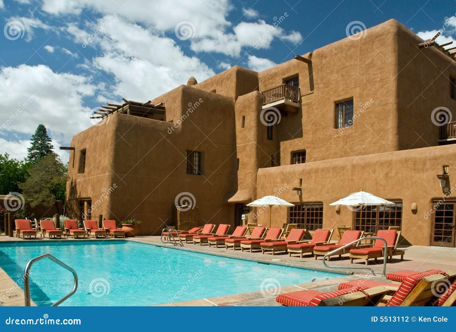 New Mexico resort hotel