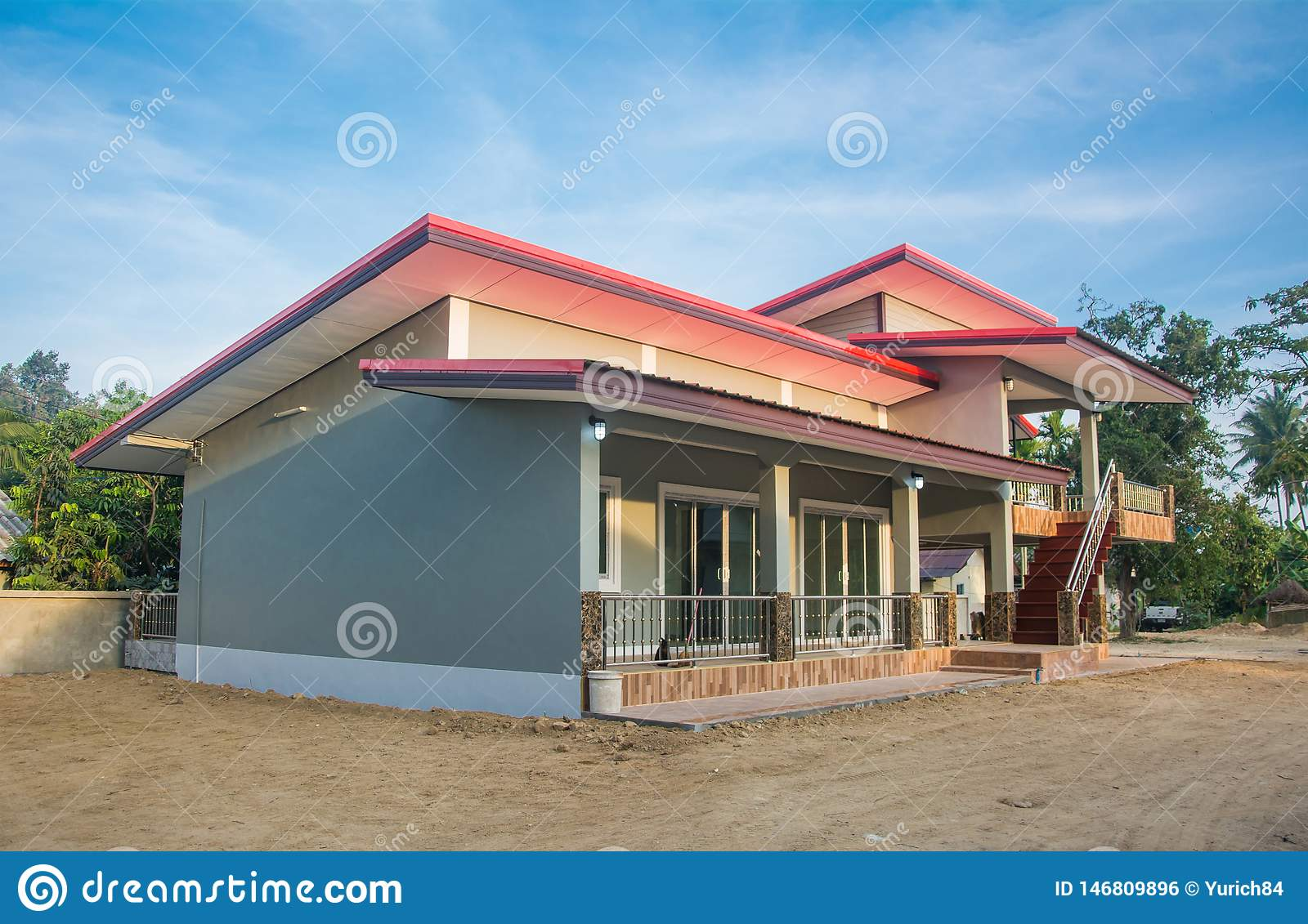 1 836 Modern Bungalow Photos Free Royalty Free Stock Photos From Dreamstime