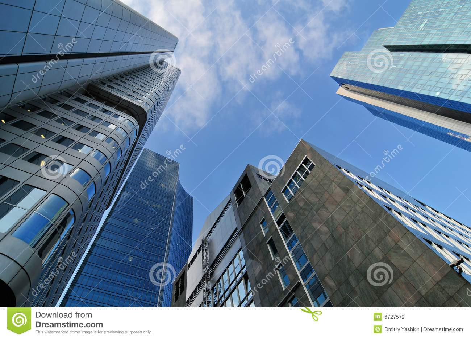 New modern business centre