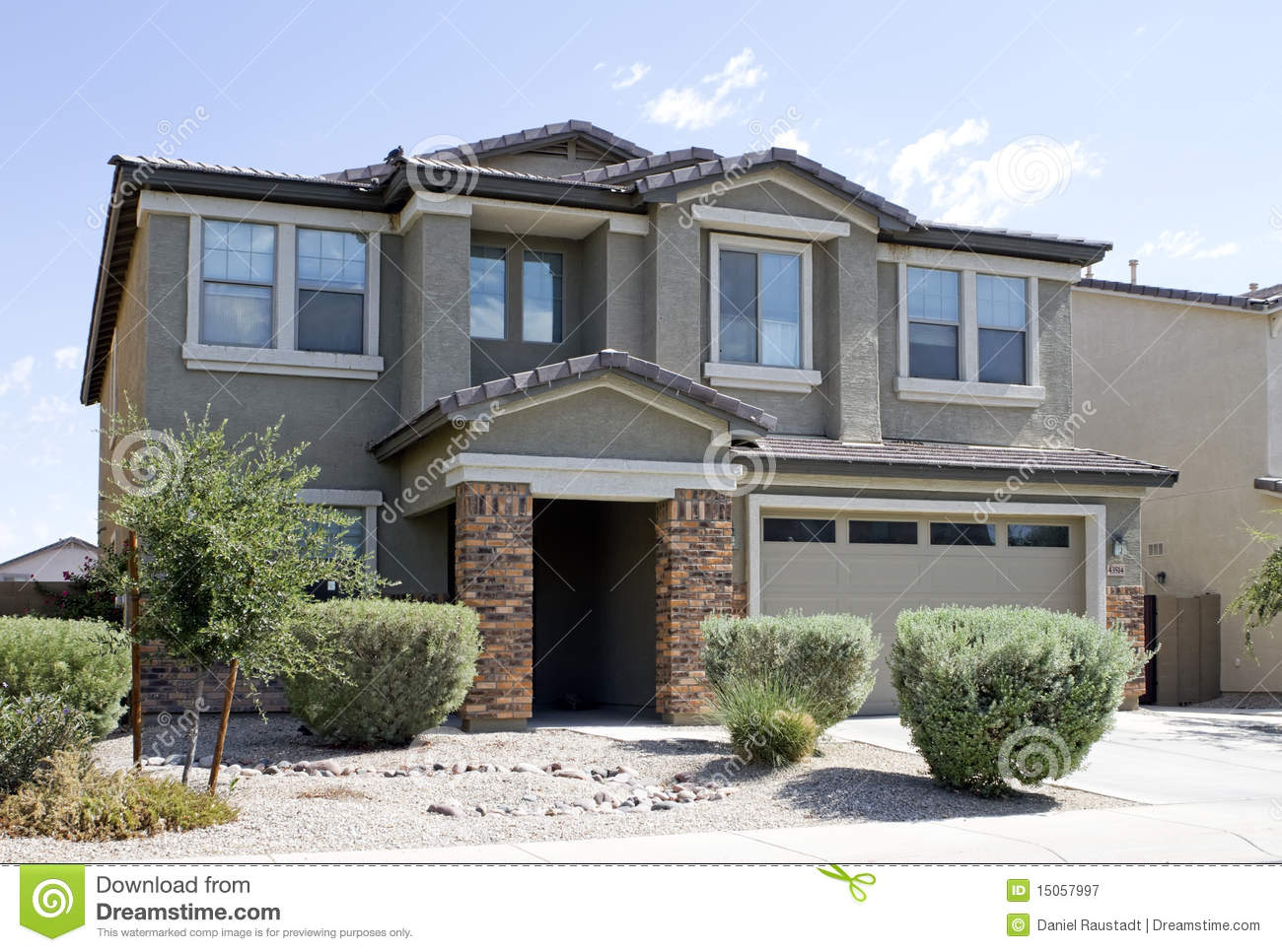 New modern classic home royalty free stock photography for Classic house phoenix