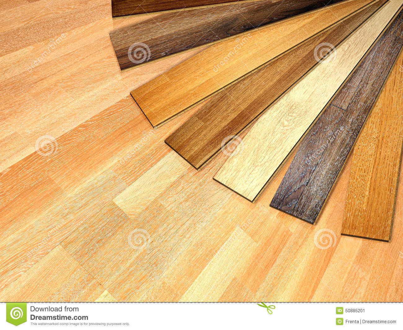 new oak parquet stock illustration image of flooring 50885201. Black Bedroom Furniture Sets. Home Design Ideas