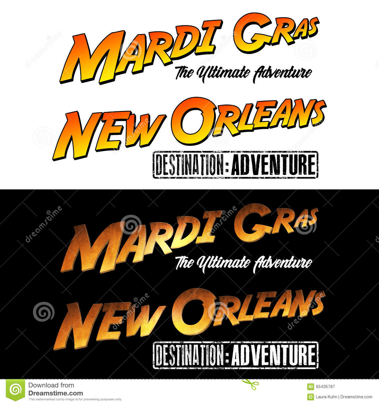 New Orleans Mardi Gras Adventure