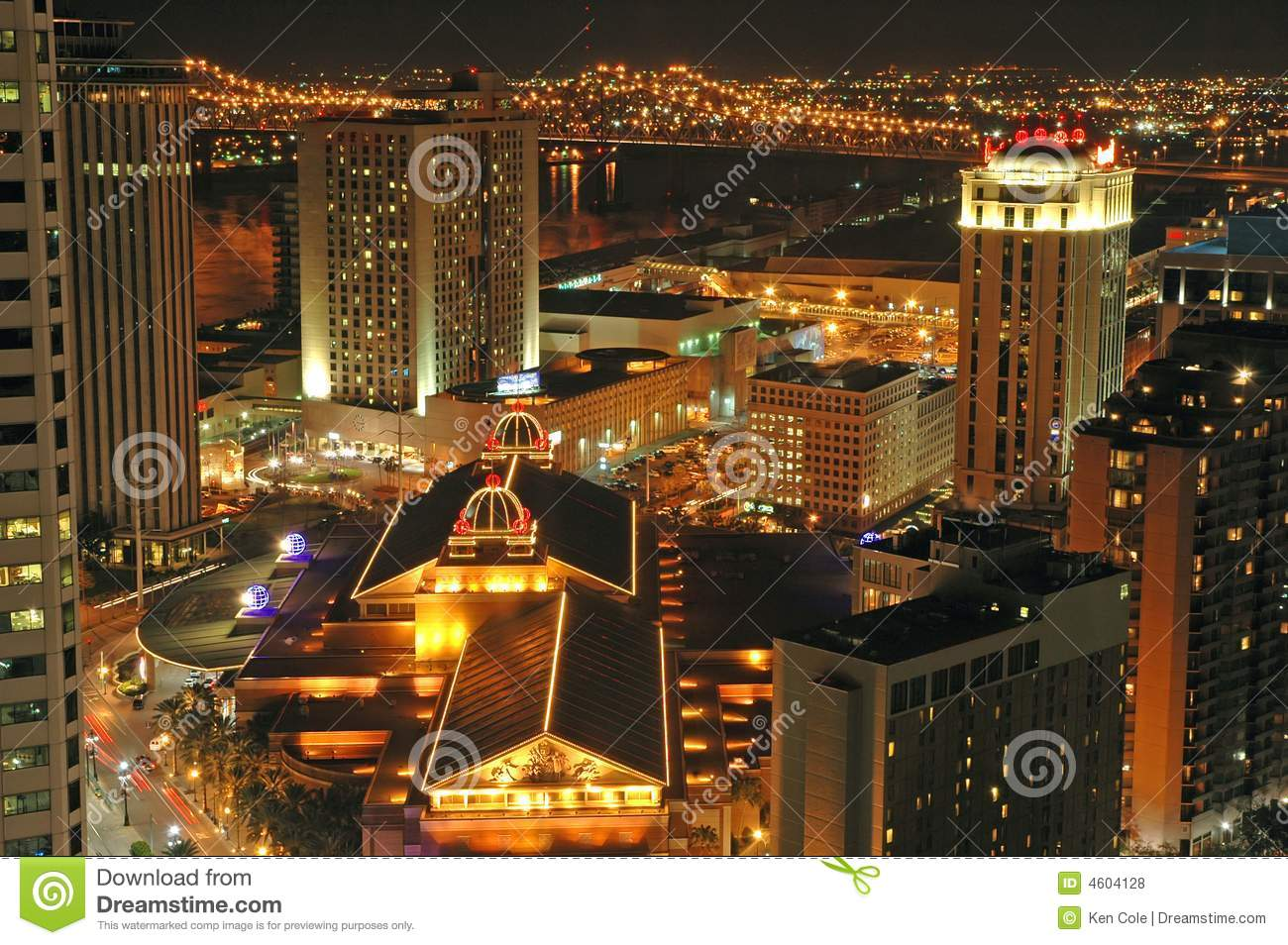 New Orleans At Night R...