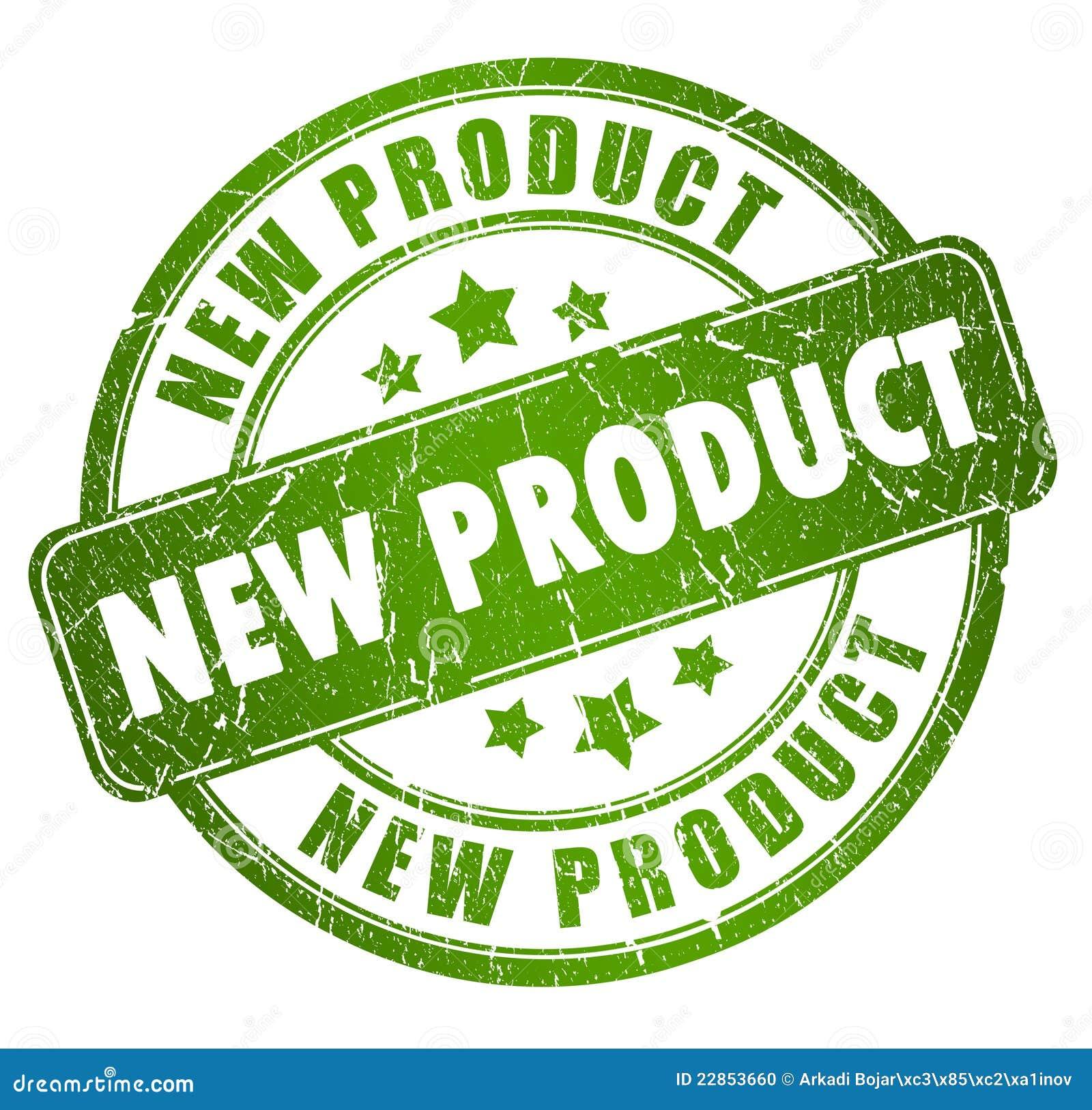 new product stock illustration illustration of insignia 22853660