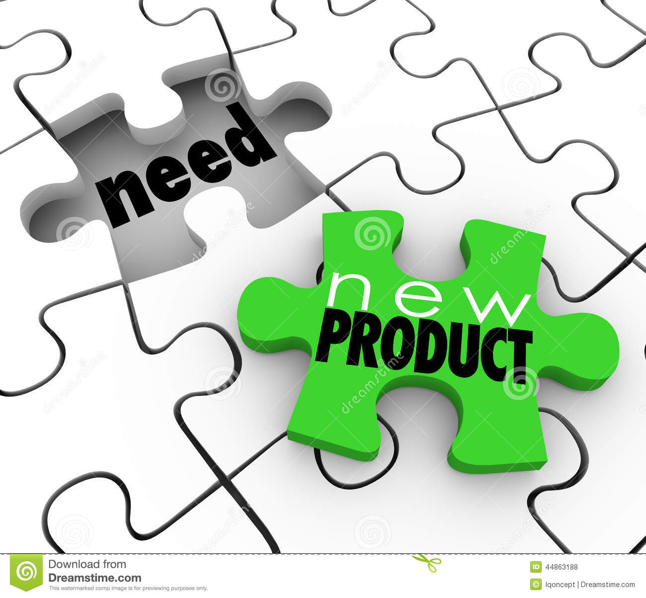 new product filling need business service sell customers