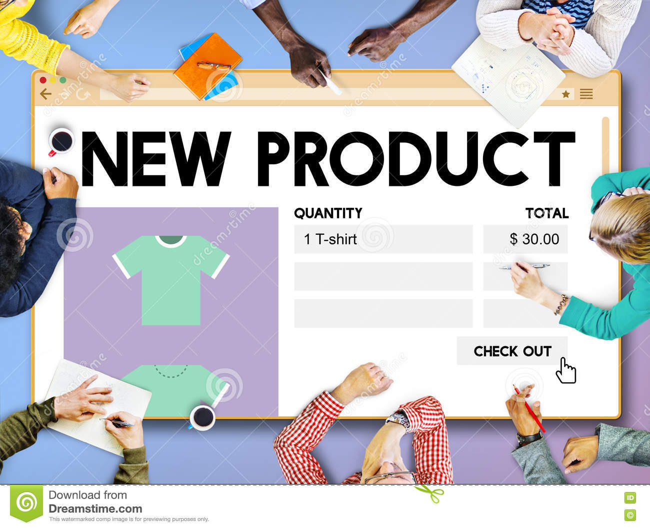 Steps to Marketing New Products