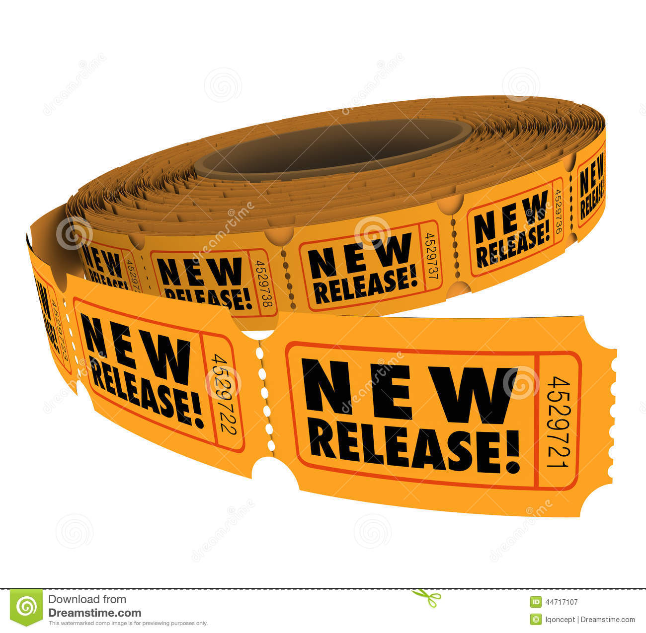 new release product tickets debut premiere passes stock clip art movie tickets and popcorn clip art movie ticket stub