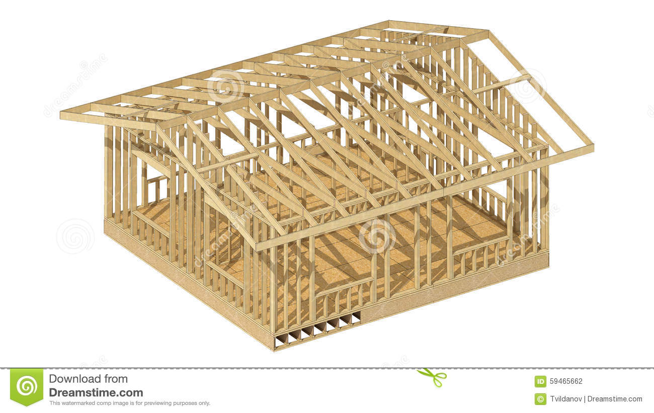 Home Design Software Free Download For Windows 7 New Residential Construction Home Wood Framing Stock