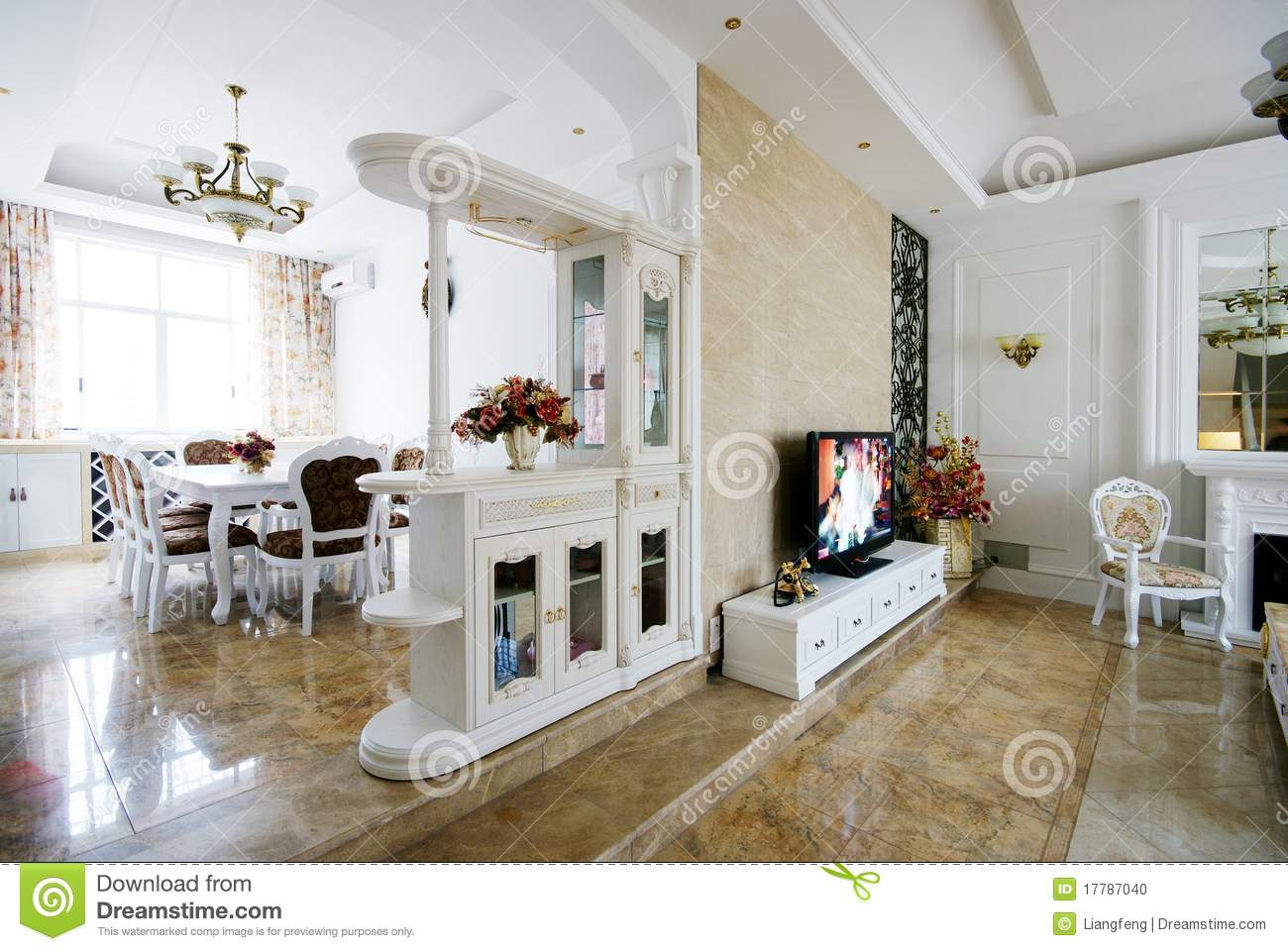 new room decoration stock photo image 17787040