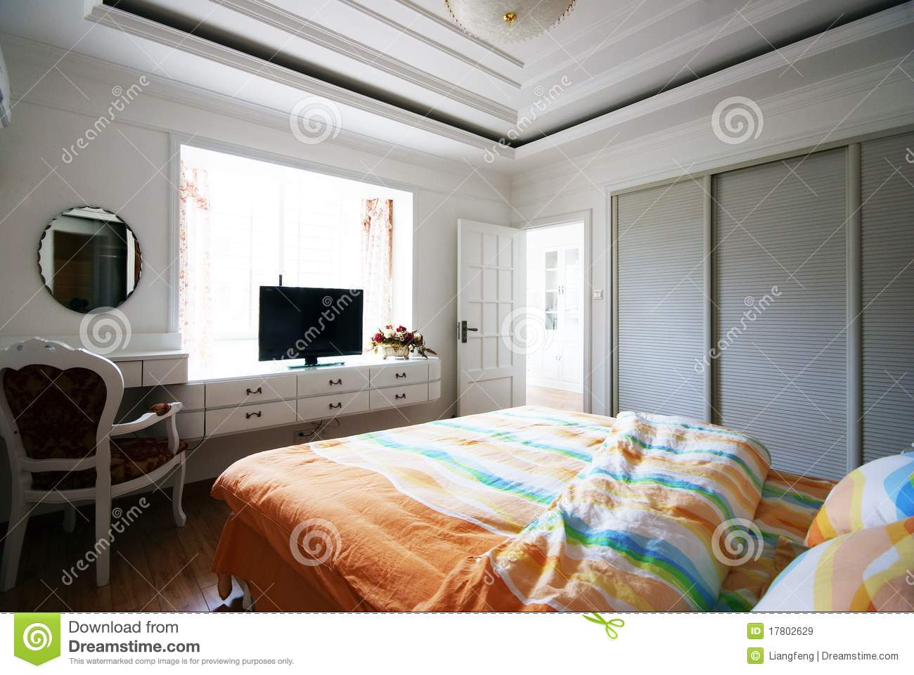 new room decoration stock image image of background