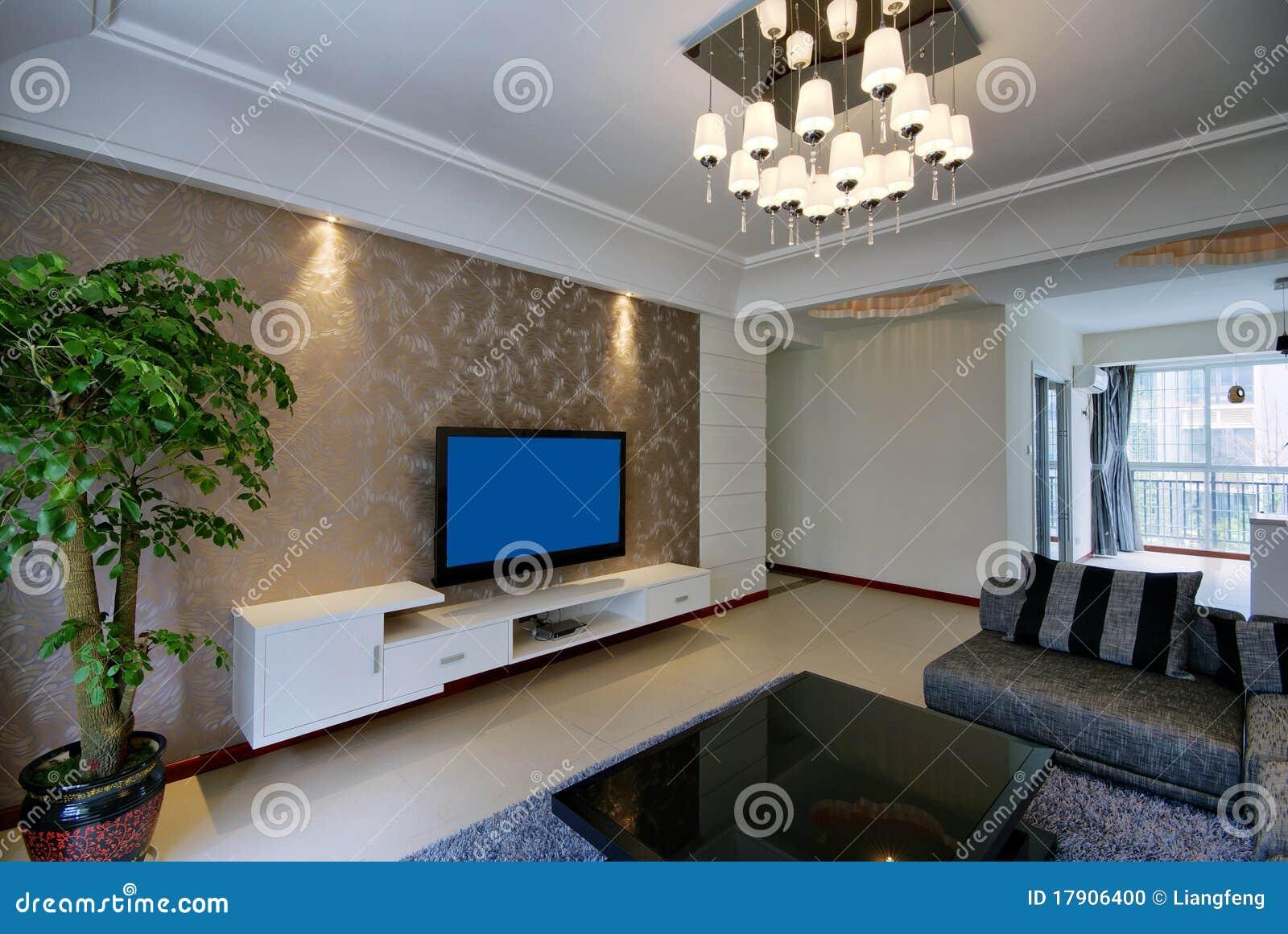 New Room Decoration Modern Stock Photo Image 17906400