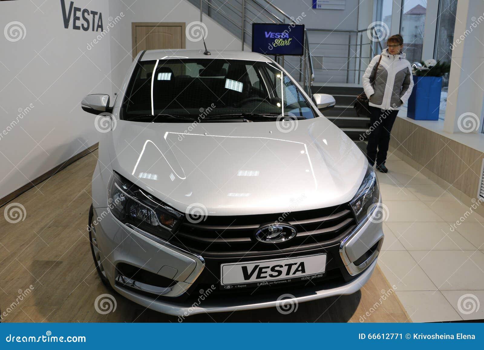 Lada Car 2015