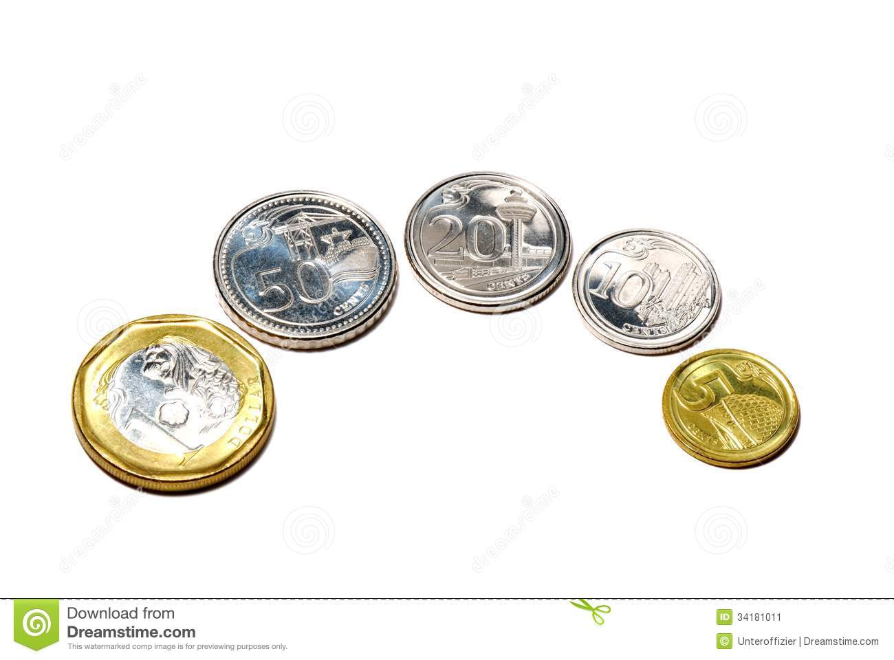 New Singapore Coins