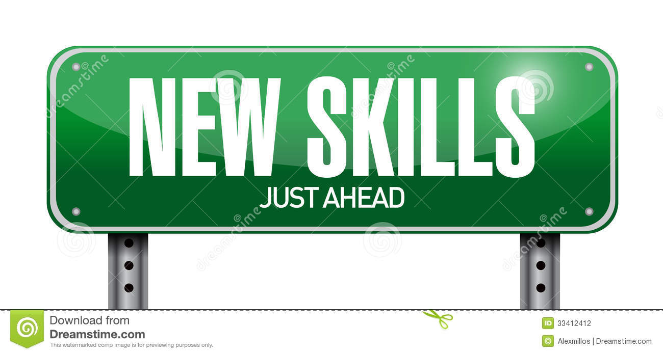 New Skills Road Sign Illustration Design Stock. Rustic Wood Signs Of Stroke. Nursing Signs. Marquee Light Signs. Periodontitis Signs