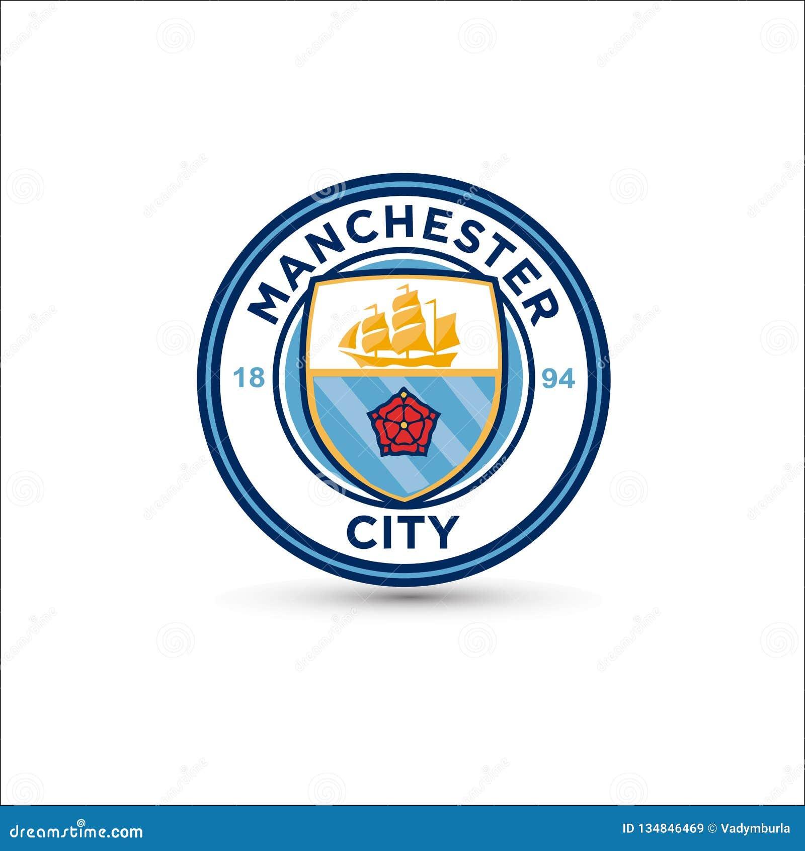 New Soccer Football Logo Template Official Editorial Stock