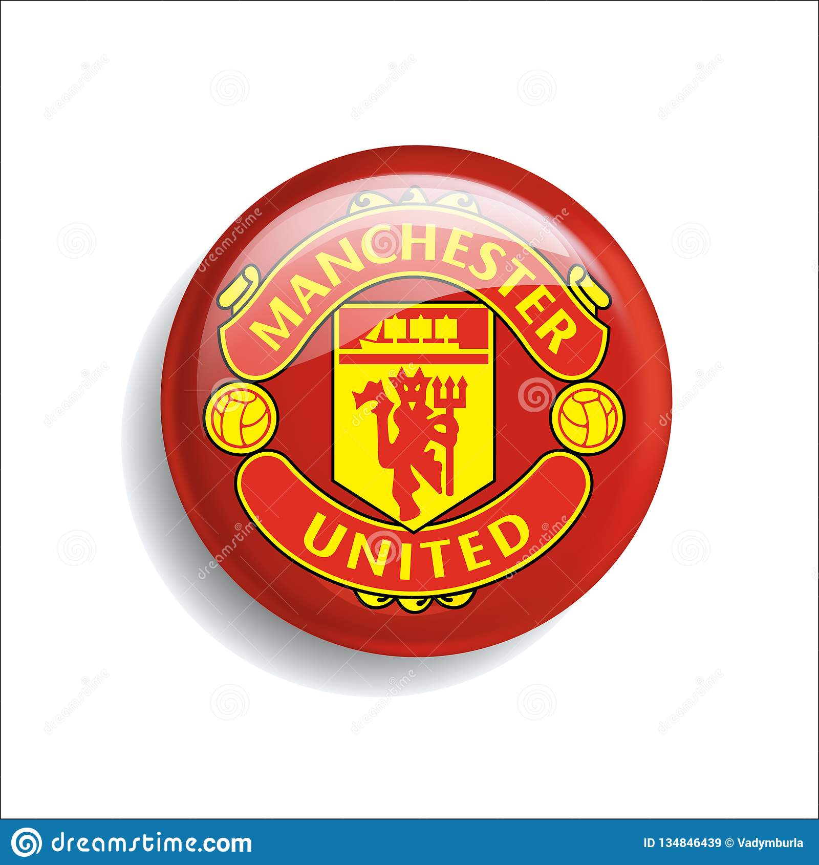 Manchester United Logo Stock Illustrations 81 Manchester United Logo Stock Illustrations Vectors Clipart Dreamstime