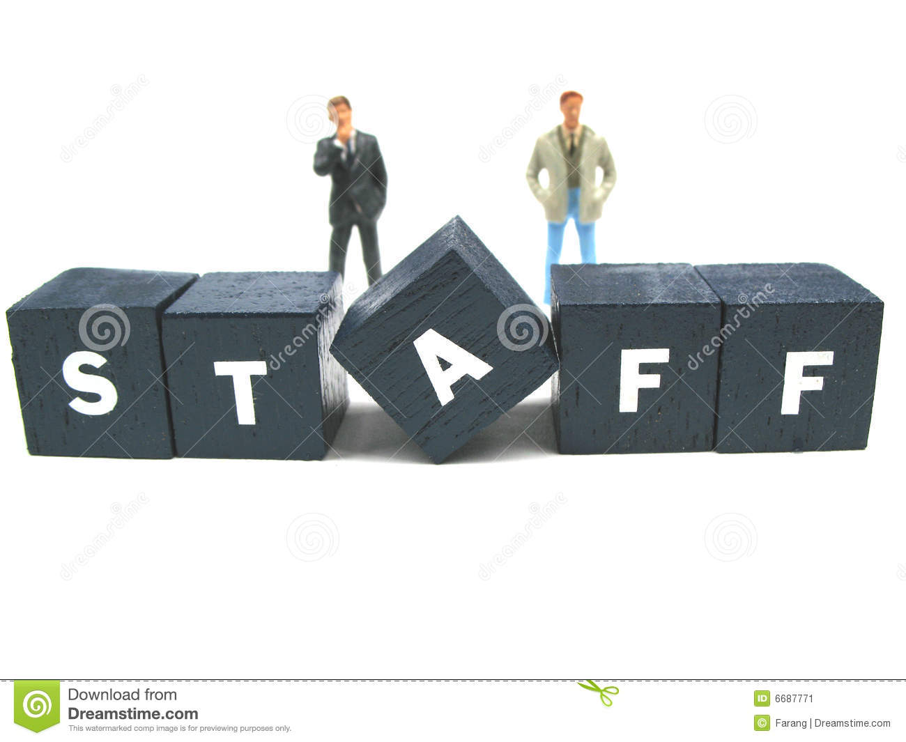 new staff stock image  image of competition  crew  staff
