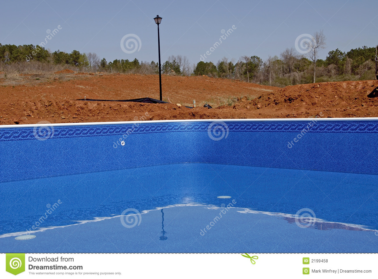 New swimming pool liner royalty free stock photos image for New swimming pool