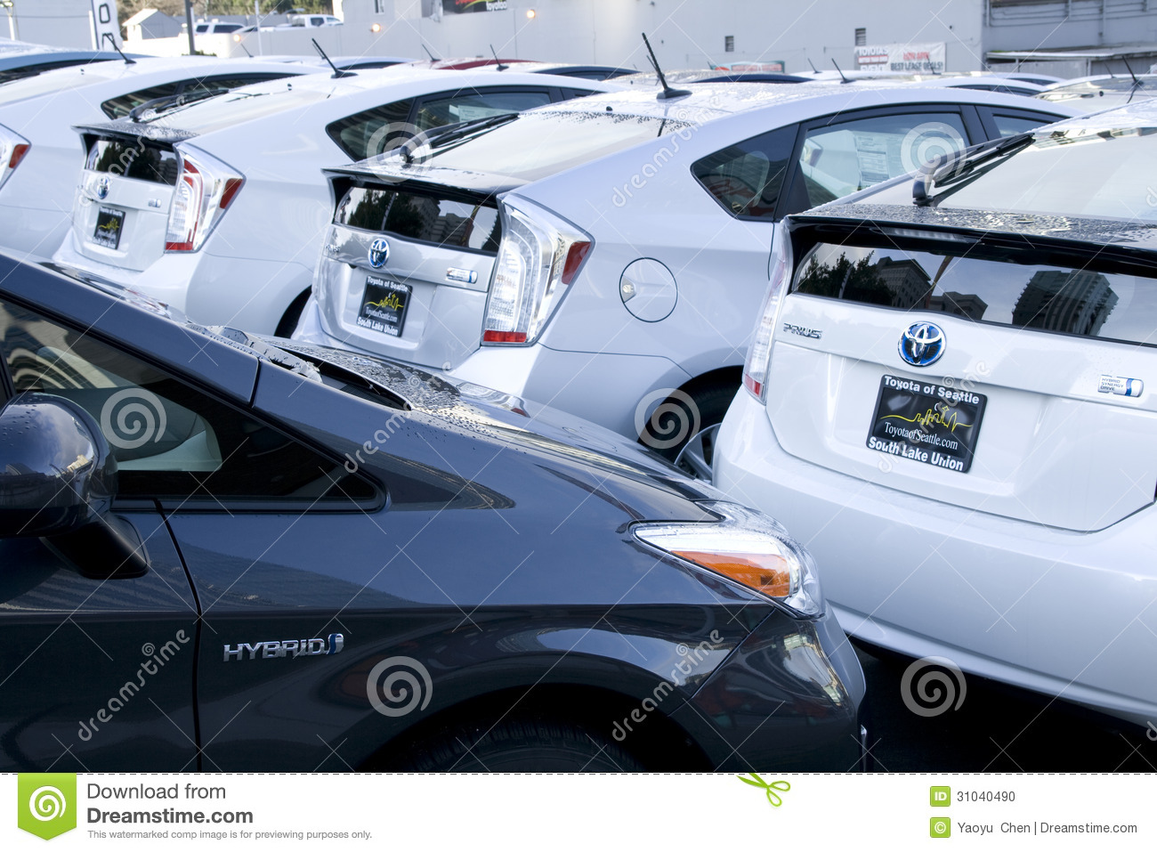 new inventories of toyota prius at seattle toyota it is the most