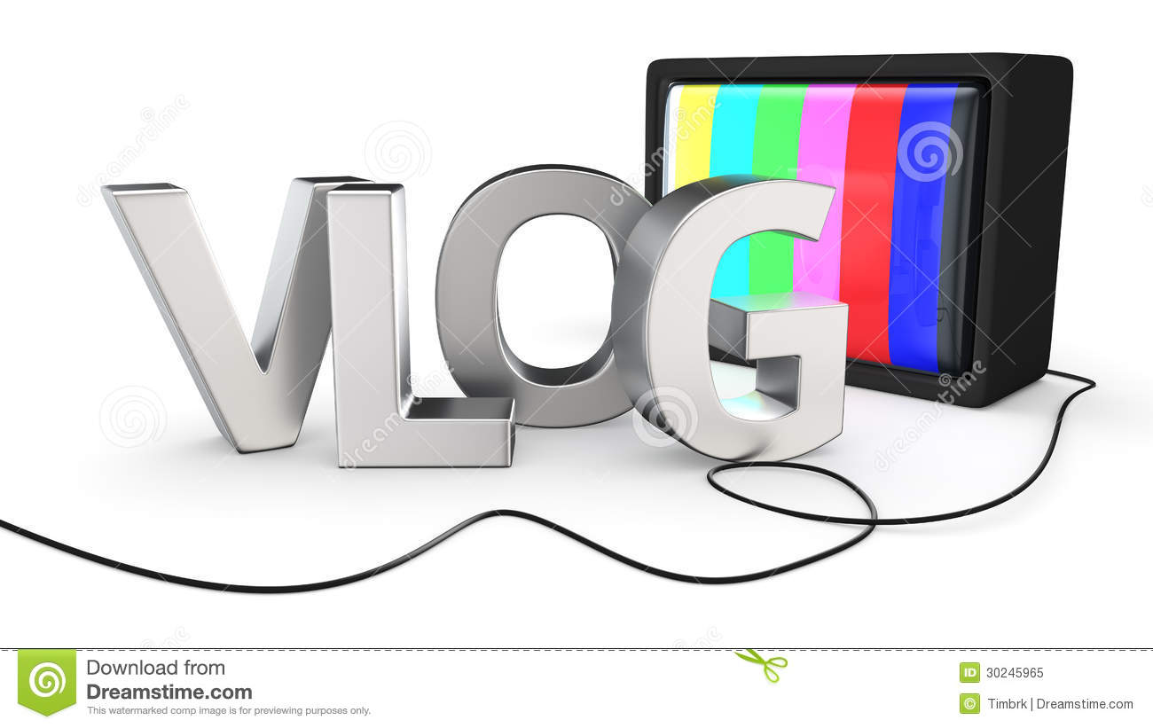 create free video blog vlog