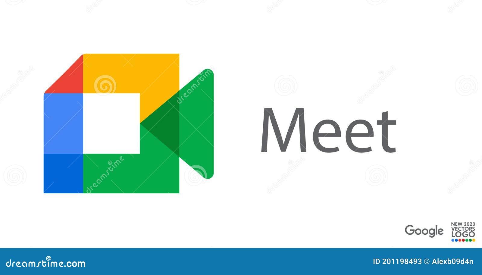 Google Meet Logo. Google LLC. Apps From Google. Official ...