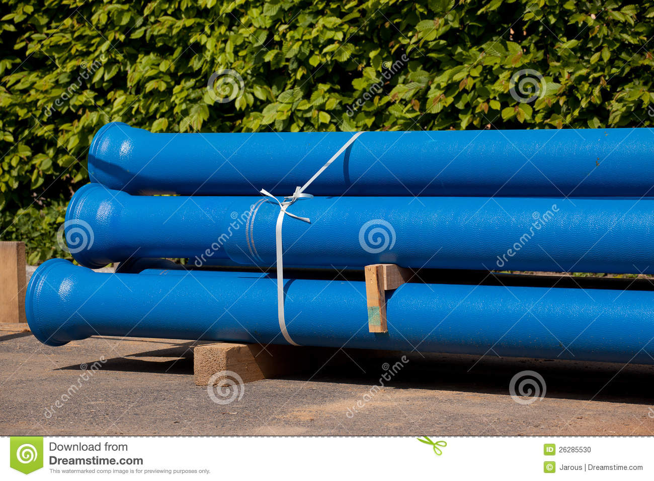 new water pipe stock photo image 26285530