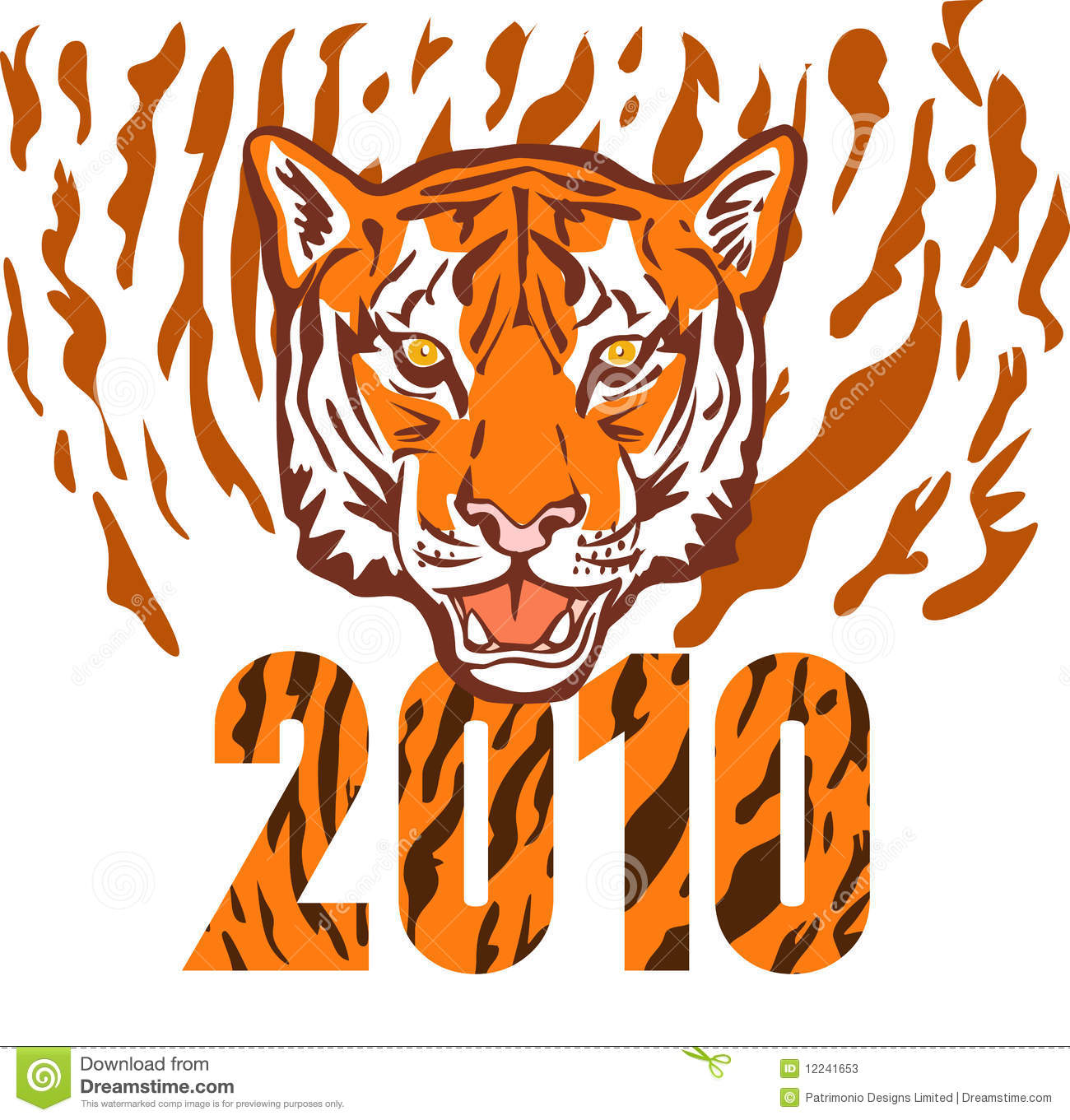 1974 Chinese Zodiac – The Year of the Tiger