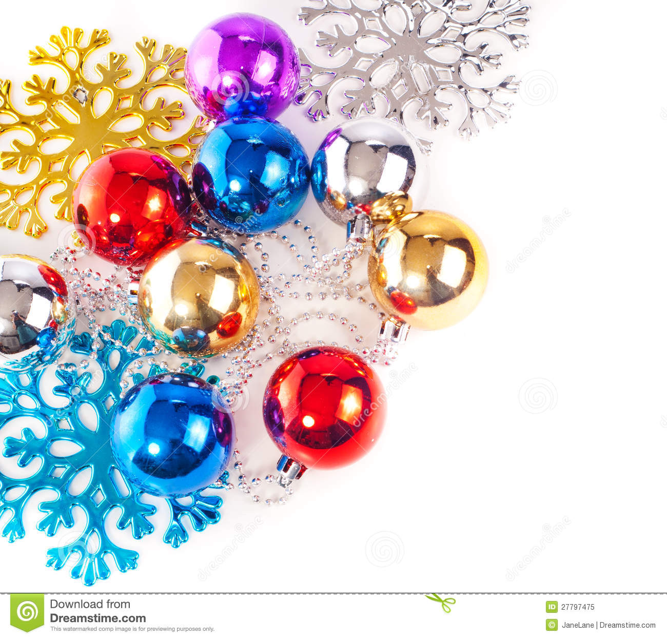 colorful new year decoration - photo #38