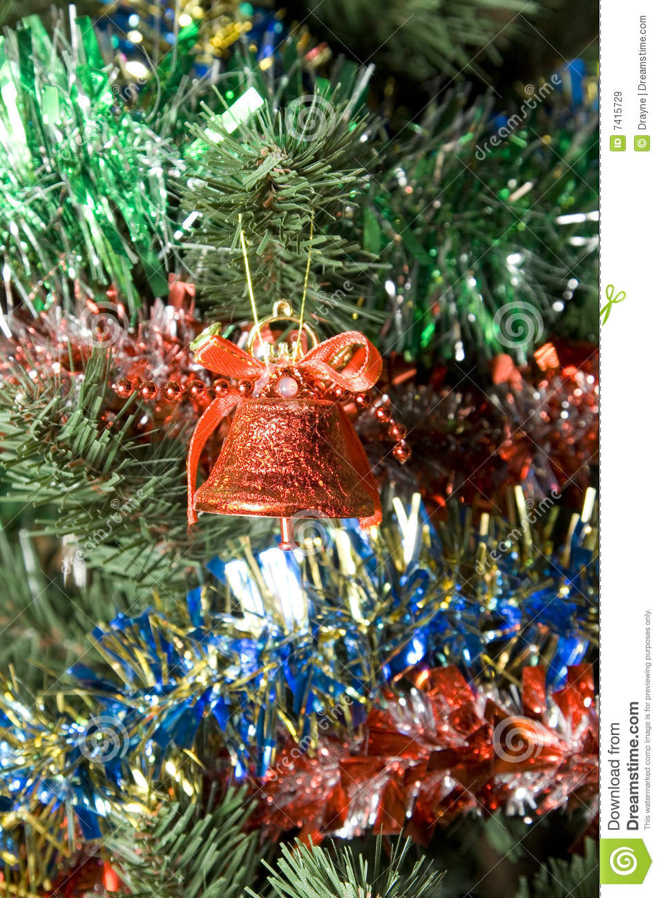 New year bell royalty free stock images image