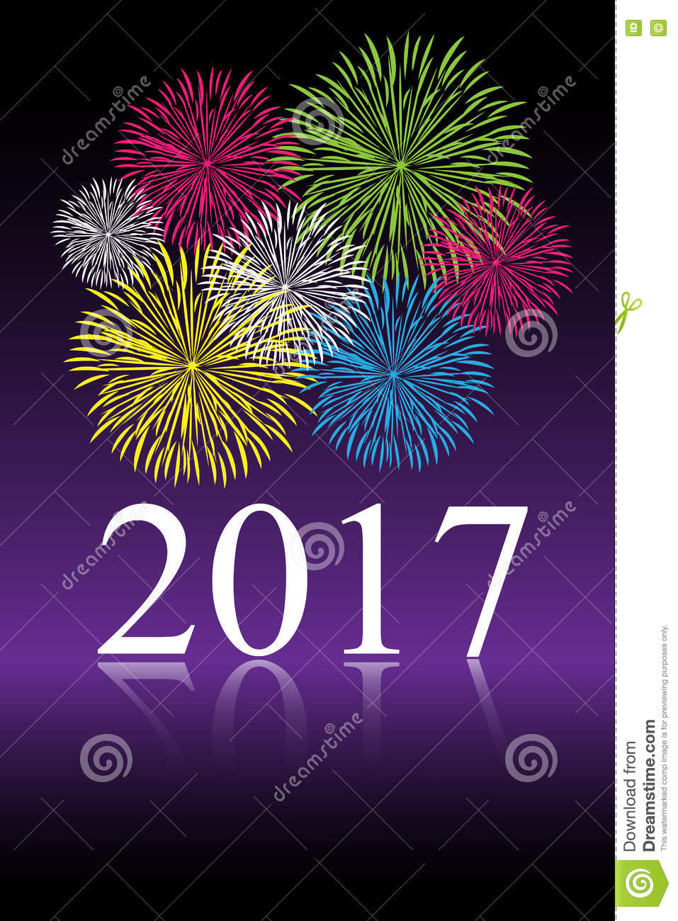 2017 new year celebration