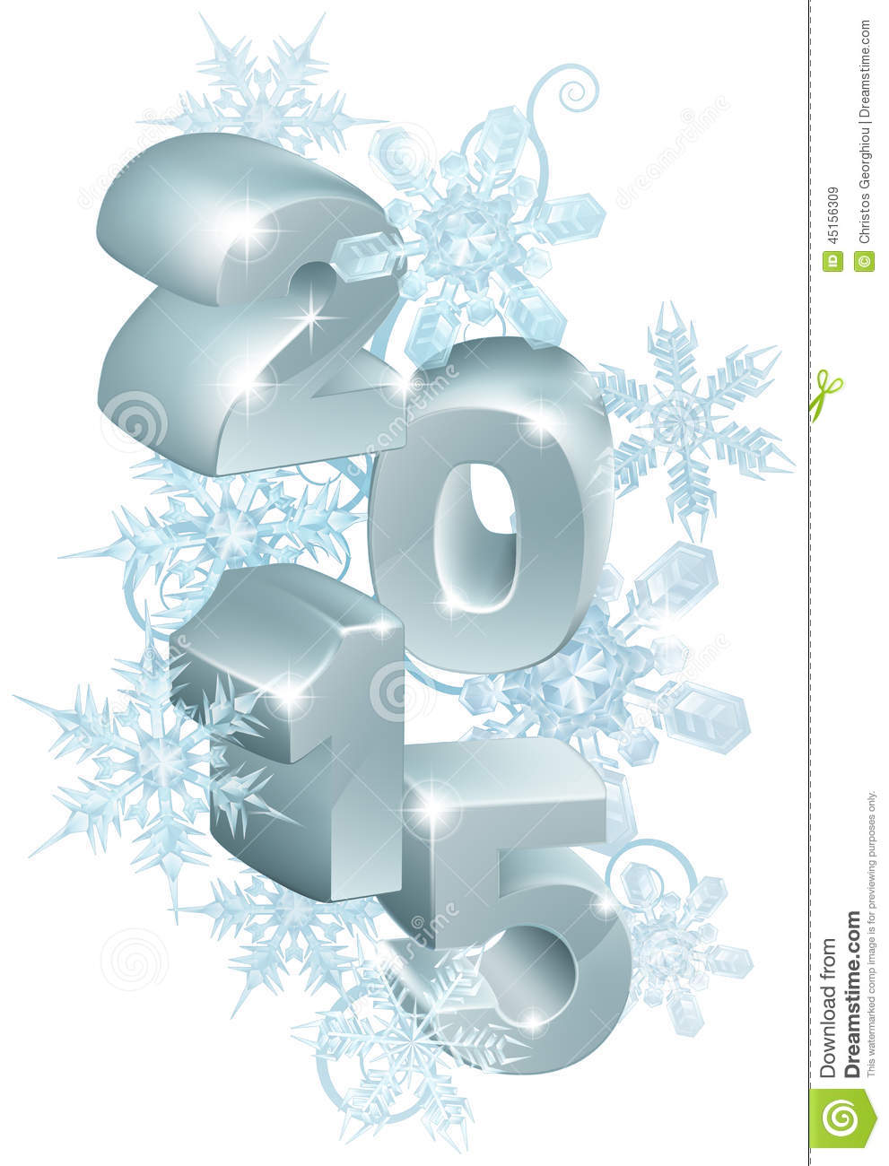 New year 2015 christmas decorations ball snowflakes Latest christmas decorations