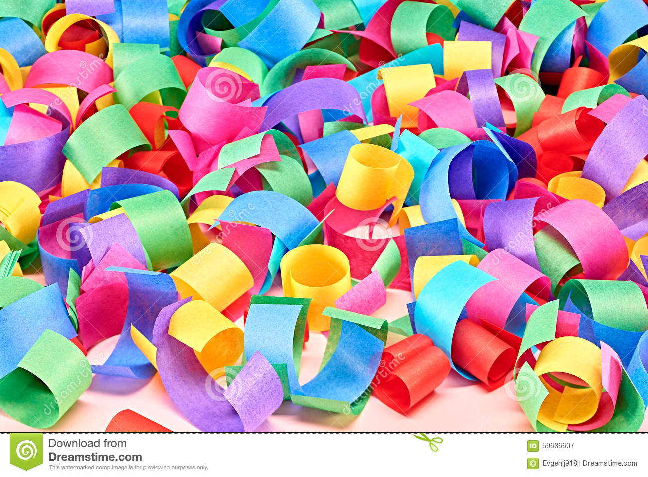 colorful new year decoration - photo #8