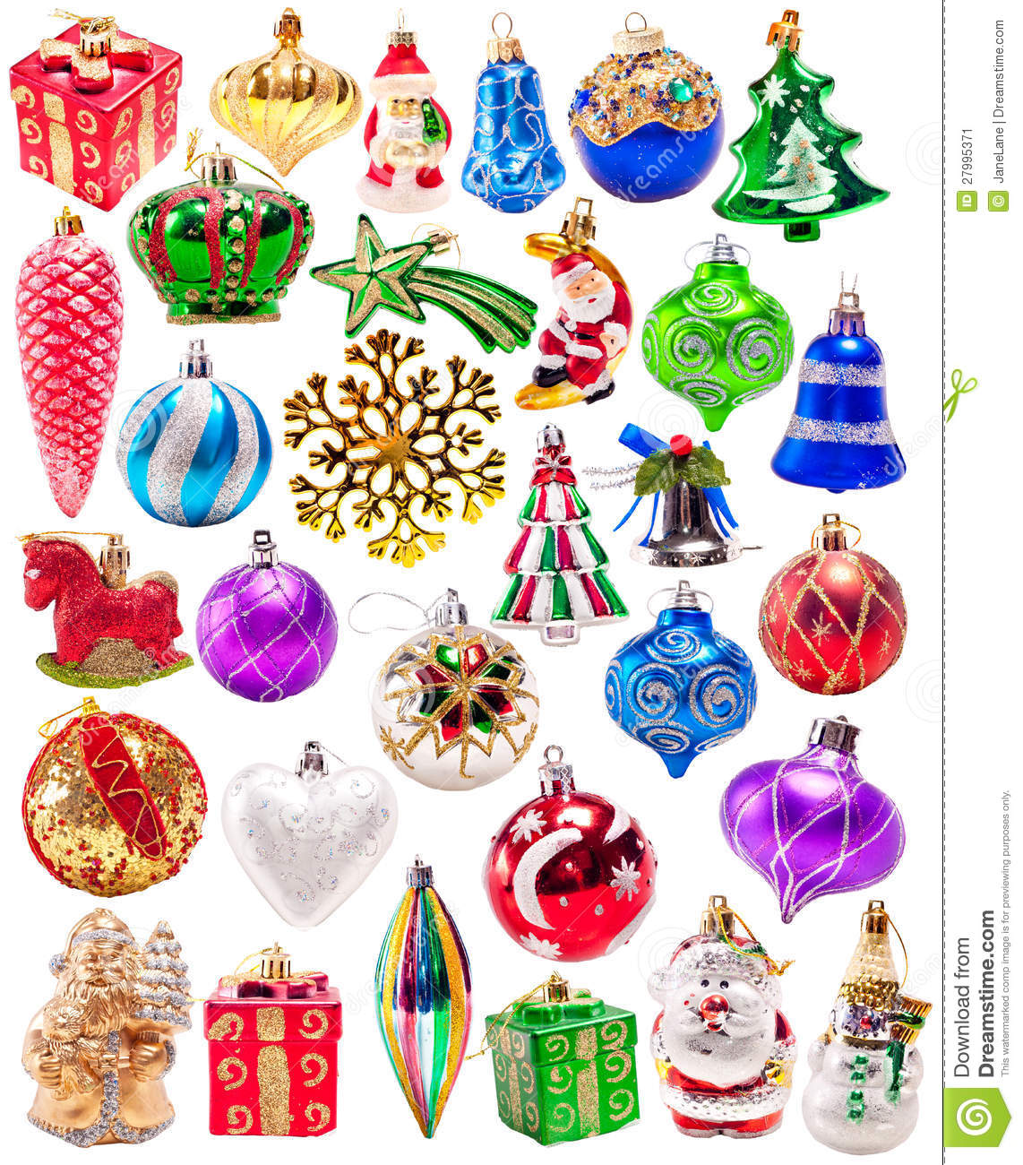 colorful new year decoration - photo #26