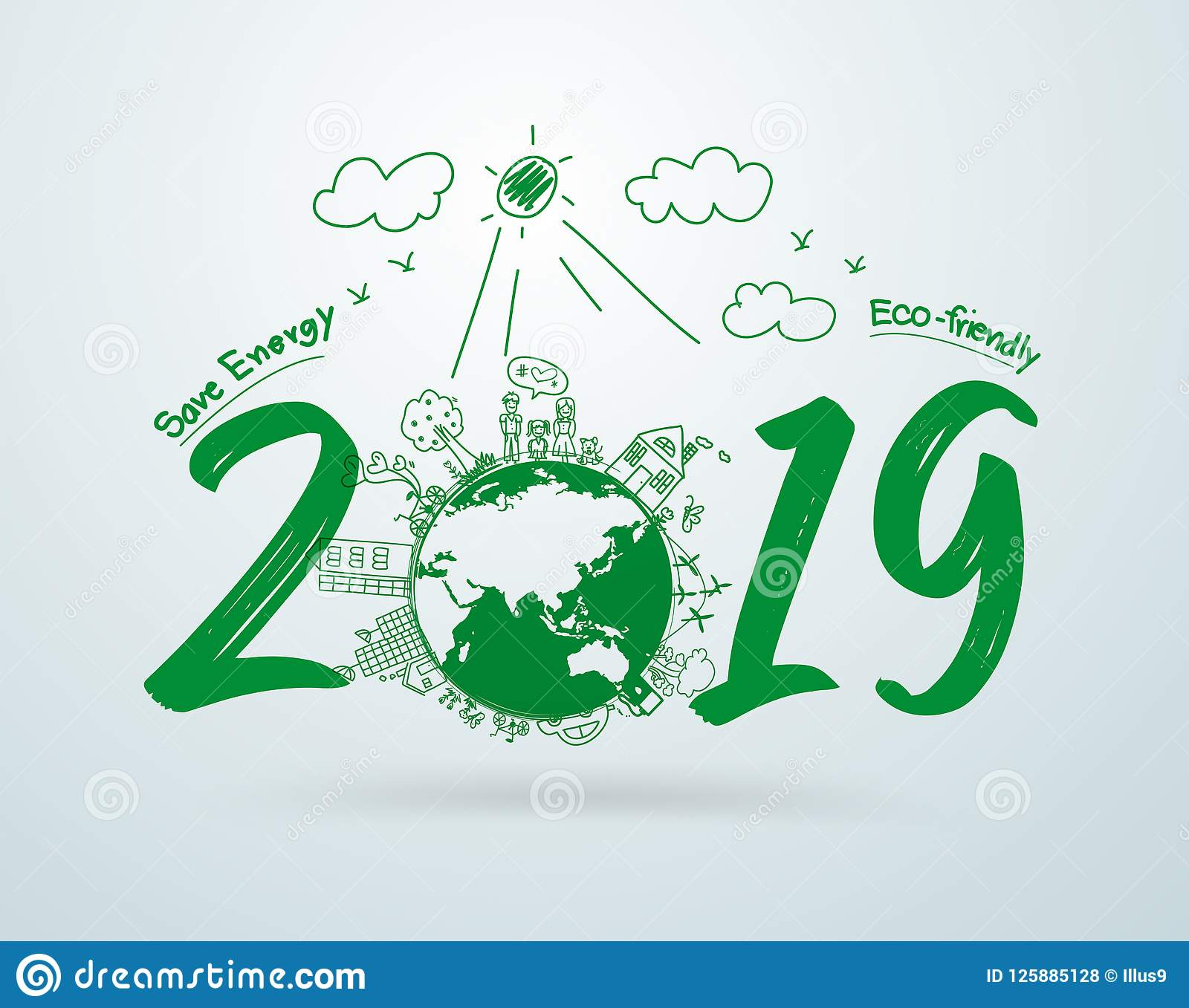 Image result for new year 2019 energy