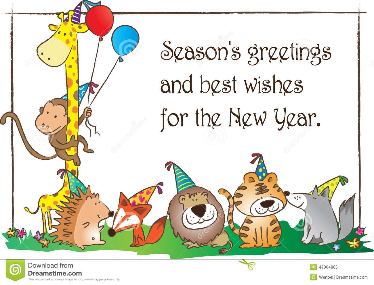 Greeting card new year drawings merry christmas and happy new year greeting card new year drawings m4hsunfo