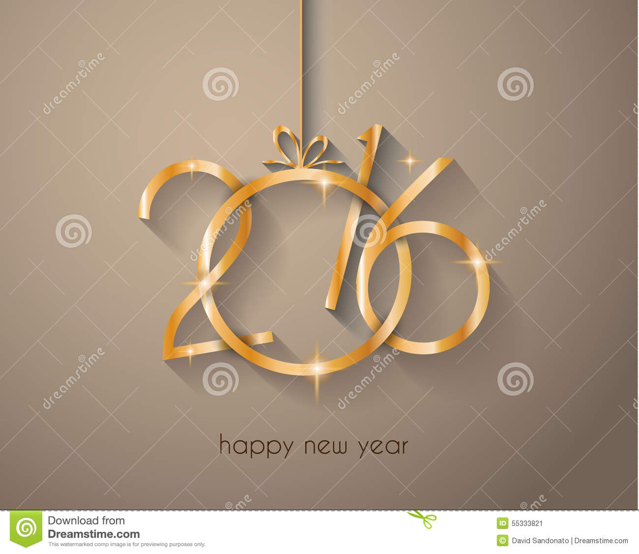 2016 new year and happy christmas background stock vector 2016 new year and happy christmas background frame flyer stopboris Choice Image