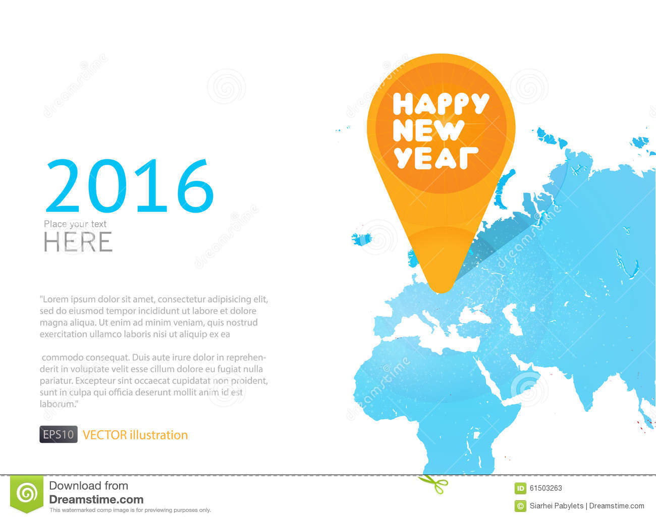 New year icon in world map vector background stock vector download new year icon in world map vector background stock vector illustration of color gumiabroncs Images