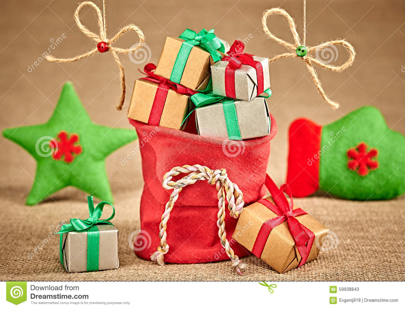 New Year 2016. Merry Christmas, Santa Claus Red Stock Photo - Image ...