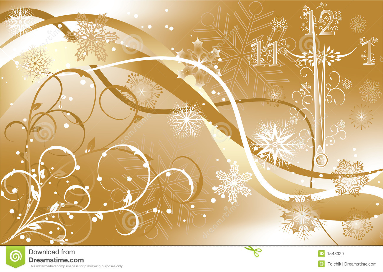 new years background with clock vector illustration 1548029 megapixl