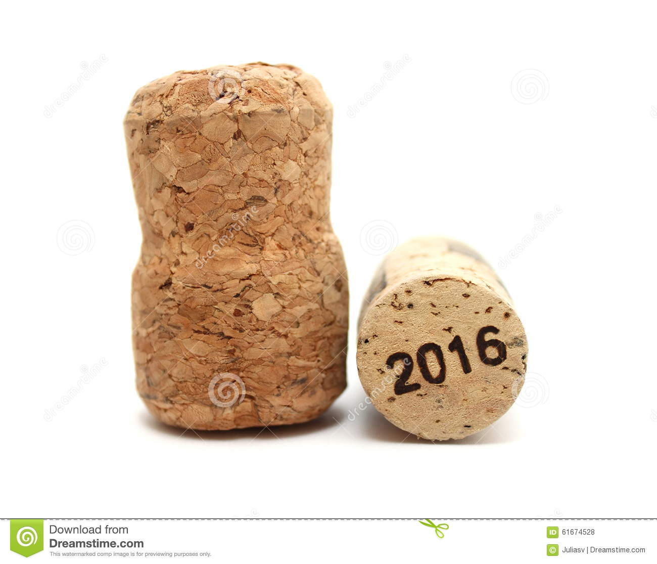 New year 2016 stock photo image 58693644 - New Year S Eve Champagne And Wine Corks New Year S 2016