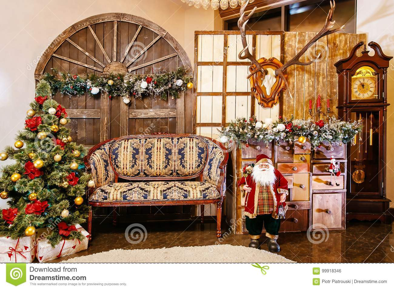New Year S Interior Christmas Tree Christmas Christmas Tree